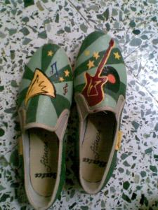 Ila shoe