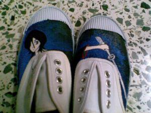 Rukia shoes