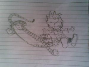 Calvin n hobbes